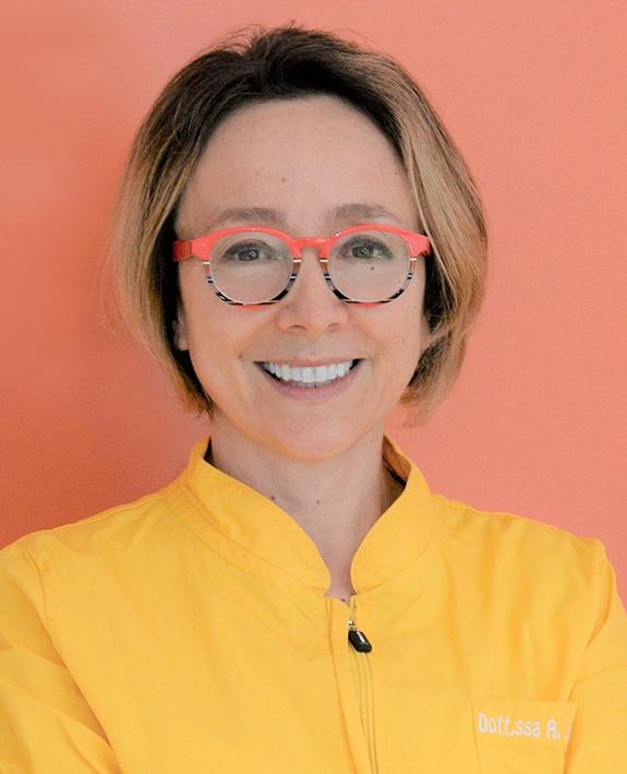 Dott.ssa Alessandra Lucaferri